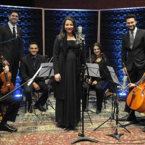 Quarteto de Cordas e Canto Lírico